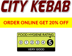 CITY KEBAB CAMBRIDGE